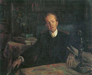 Corinth Gerhart Hauptmann