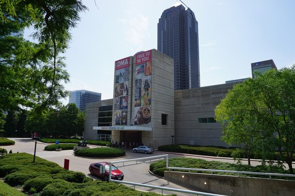 File Dallas Museum Of Art July 2015 - Wikimedia Commons