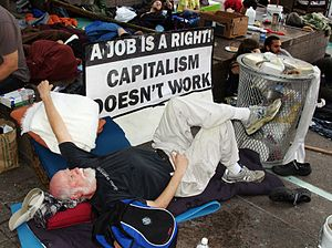 English: Photographs of Occupy Wall Street fro...