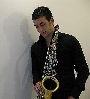 Photo of Fancesco Cafiso, Saxophonists
