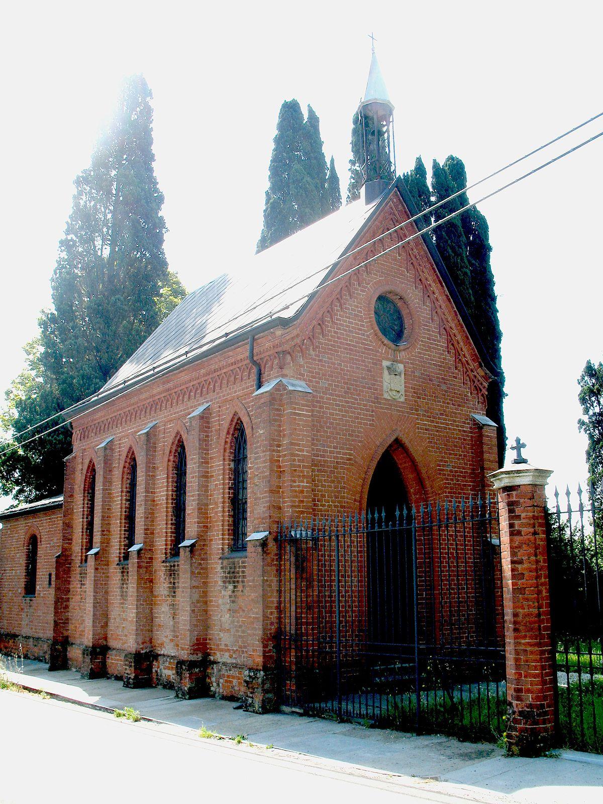 Cappella Bricherasio  Wikipedia