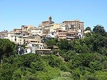 Genzano di Roma  Wikipedia