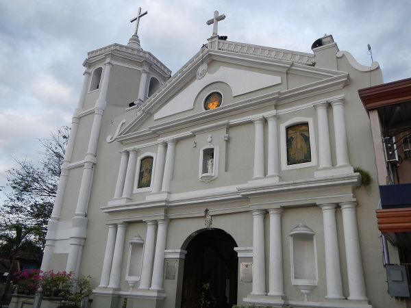 Guiguinto Church - Wikipedia
