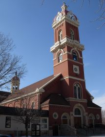Church of the Holy Trinity New Ulm MN