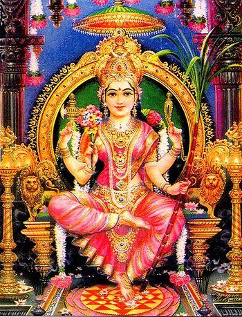 Sri Lalita Tripurasundari