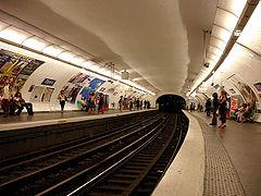 Opra mtro de Paris  Wikipdia