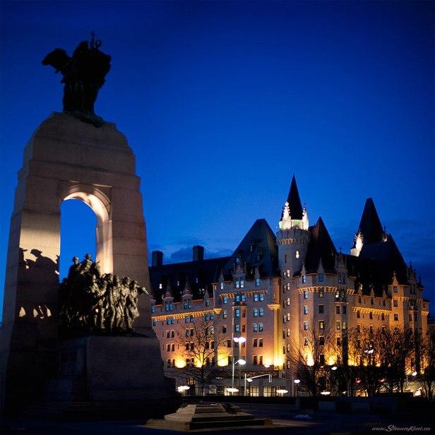 National War Memorial, Ottawa, ON