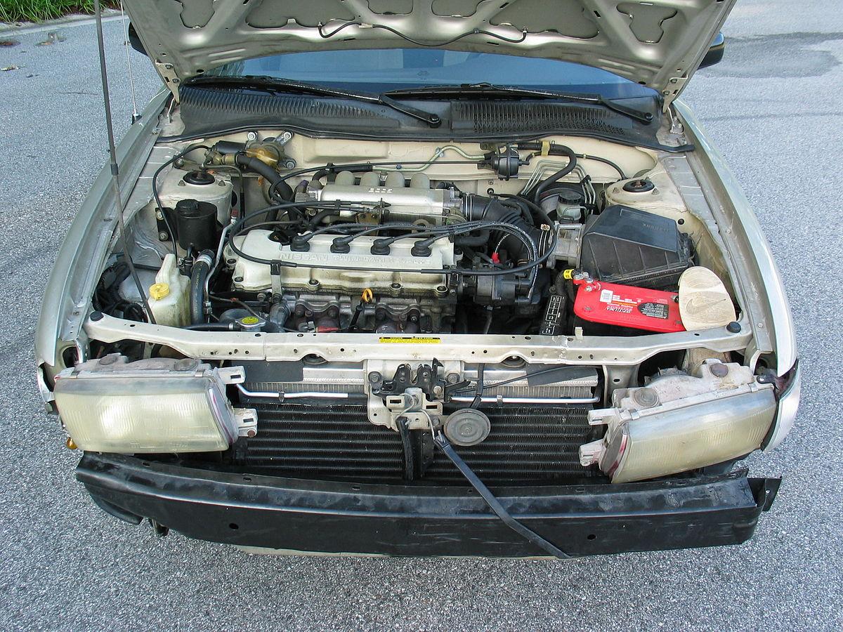 hight resolution of ga16de wikipedia nissan sentra engine diagram car tuning