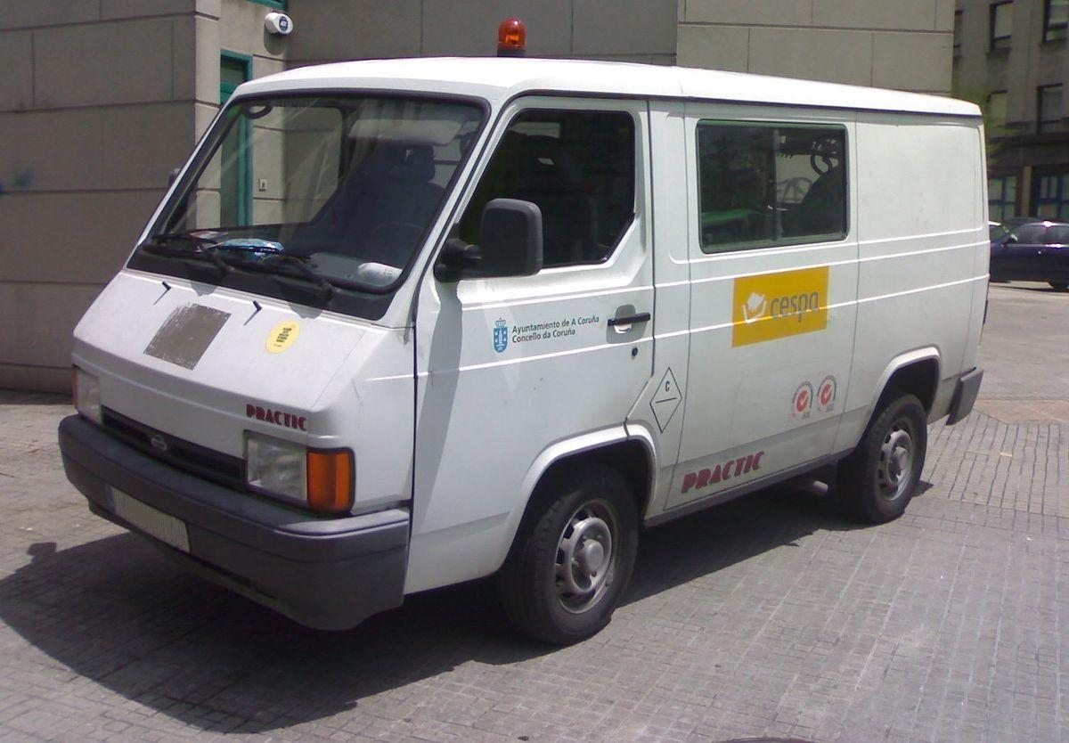 Nissan Trade  Wikipedia, La Enciclopedia Libre