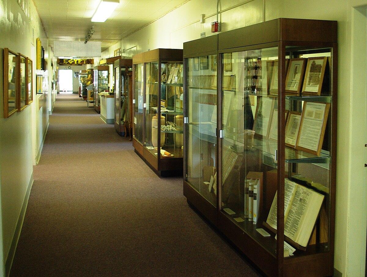 Prewitt Allen Archaeological Museum Wikipedia