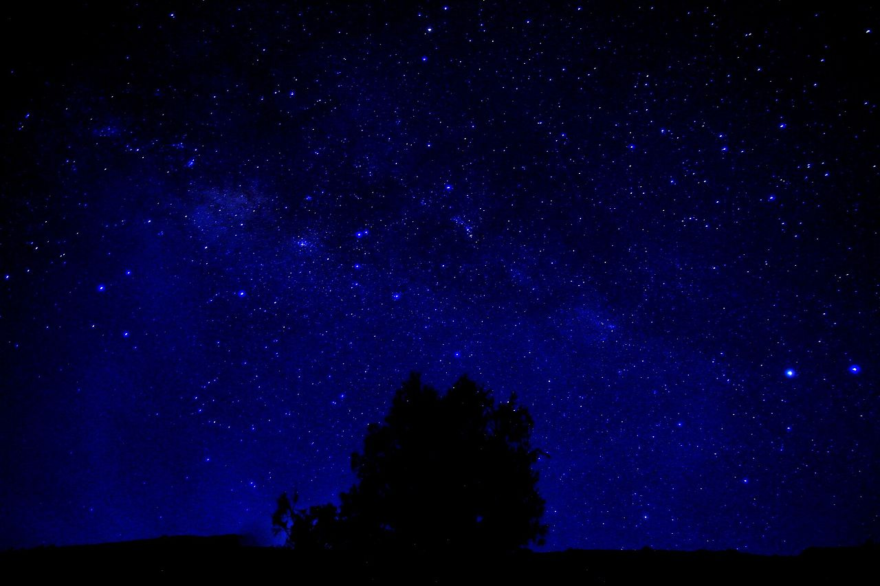 FileStarry sky at Mount Rinjani Lombok islandjpg