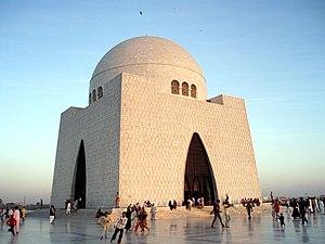 Tomb of Mohamad Ali Jinnah, Karachi