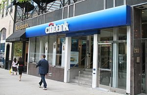English: Citibank