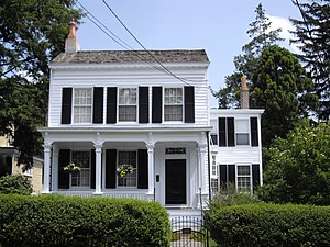 Albert Einstein House, Princeton, NJ