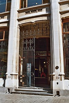 Anciens magasins Waucquez  Wikipdia