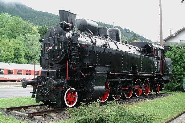Locomotive Train Steam Engine