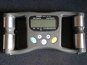 Body Fat meter