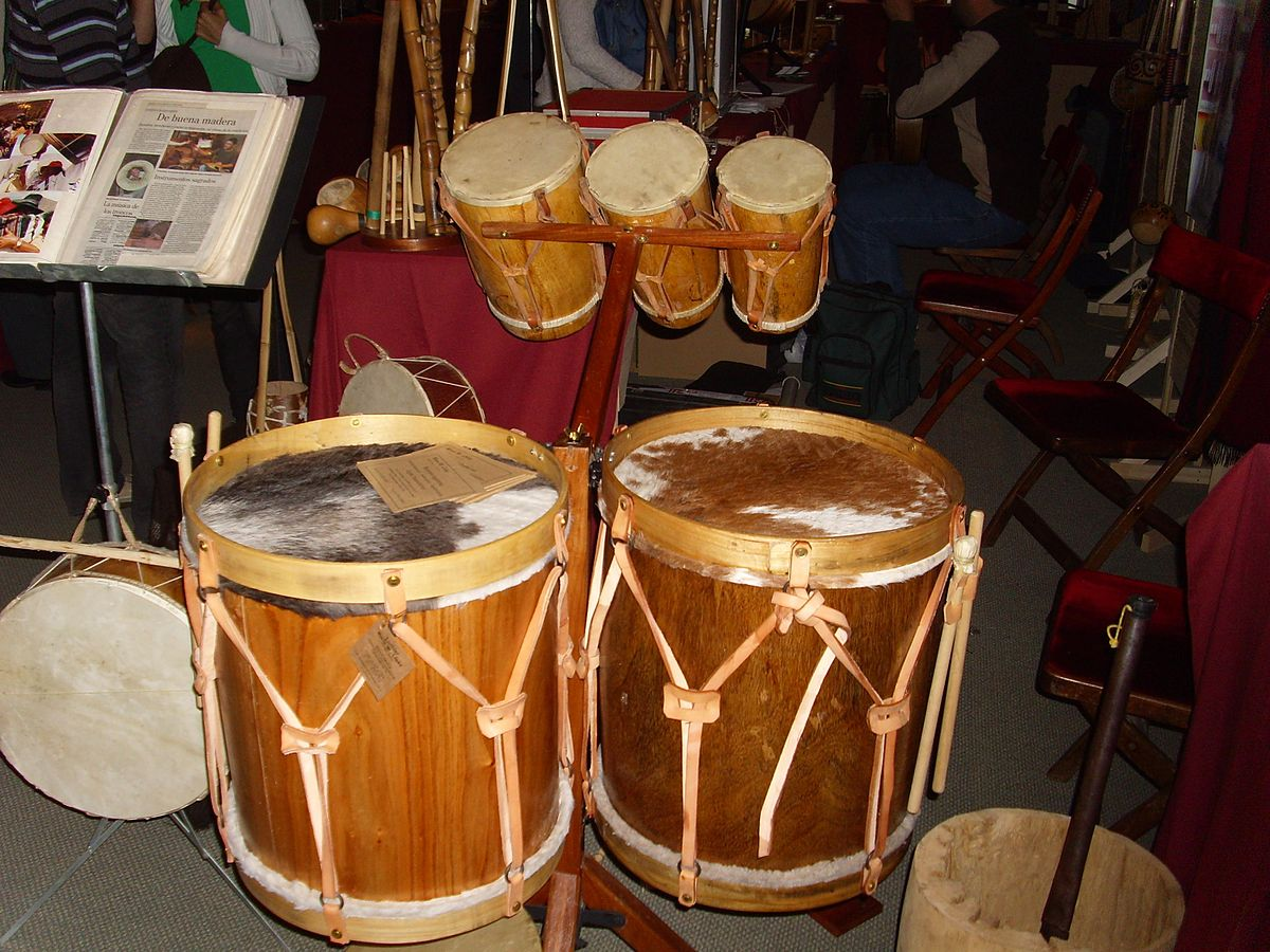 Traditional Rico Instrument Puerto