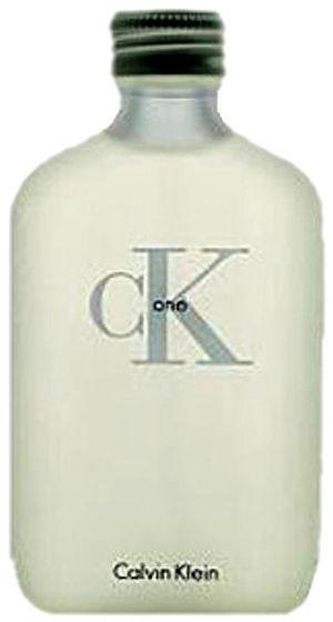 中文: CK One.