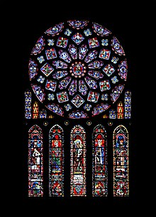 Chartres Cathedral Wikipedia