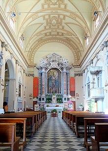 Chiesa di San Sebastiano Livorno  Wikipedia