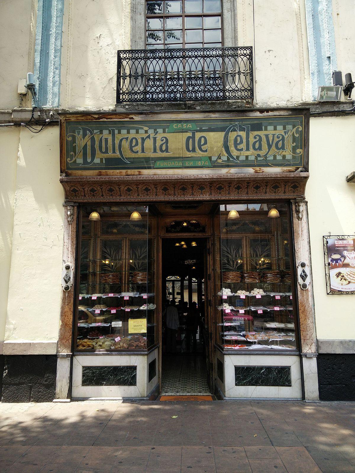 Dulcera de Celaya  Wikipedia la enciclopedia libre