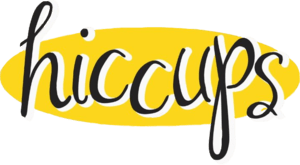 Logo for Hiccups (TV series).