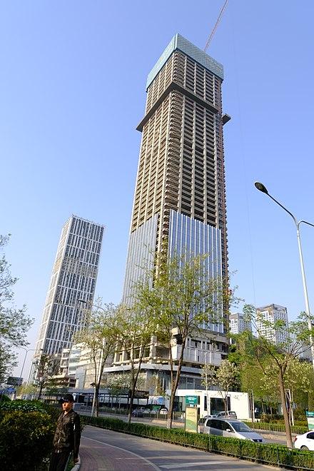濟南摩天大樓列表 - Wikiwand