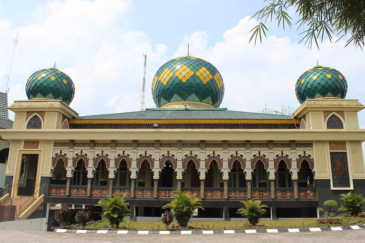 Masjid ArRahman  Wikipedia bahasa Indonesia