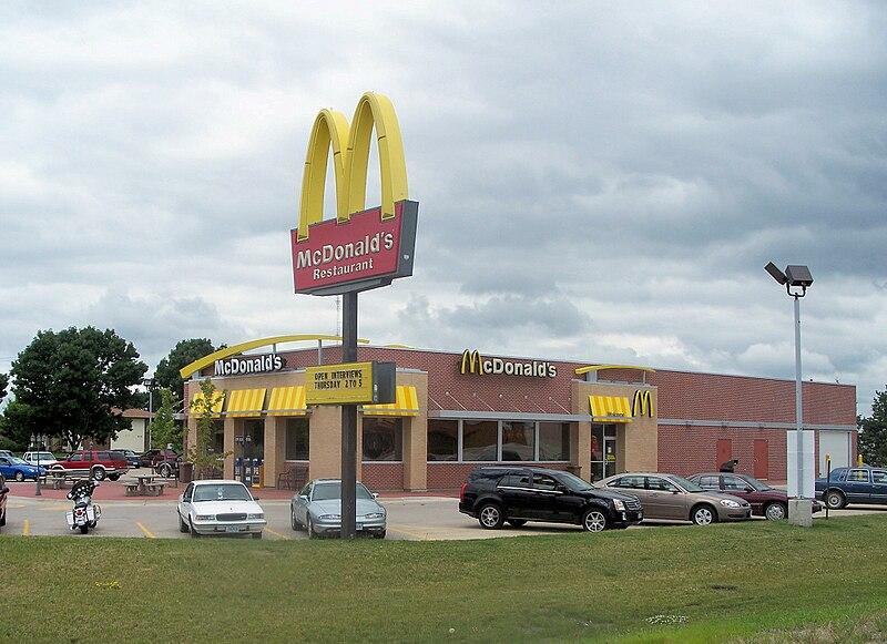 File:New McDonald's restaurant in Mount Pleasant, Iowa.jpg