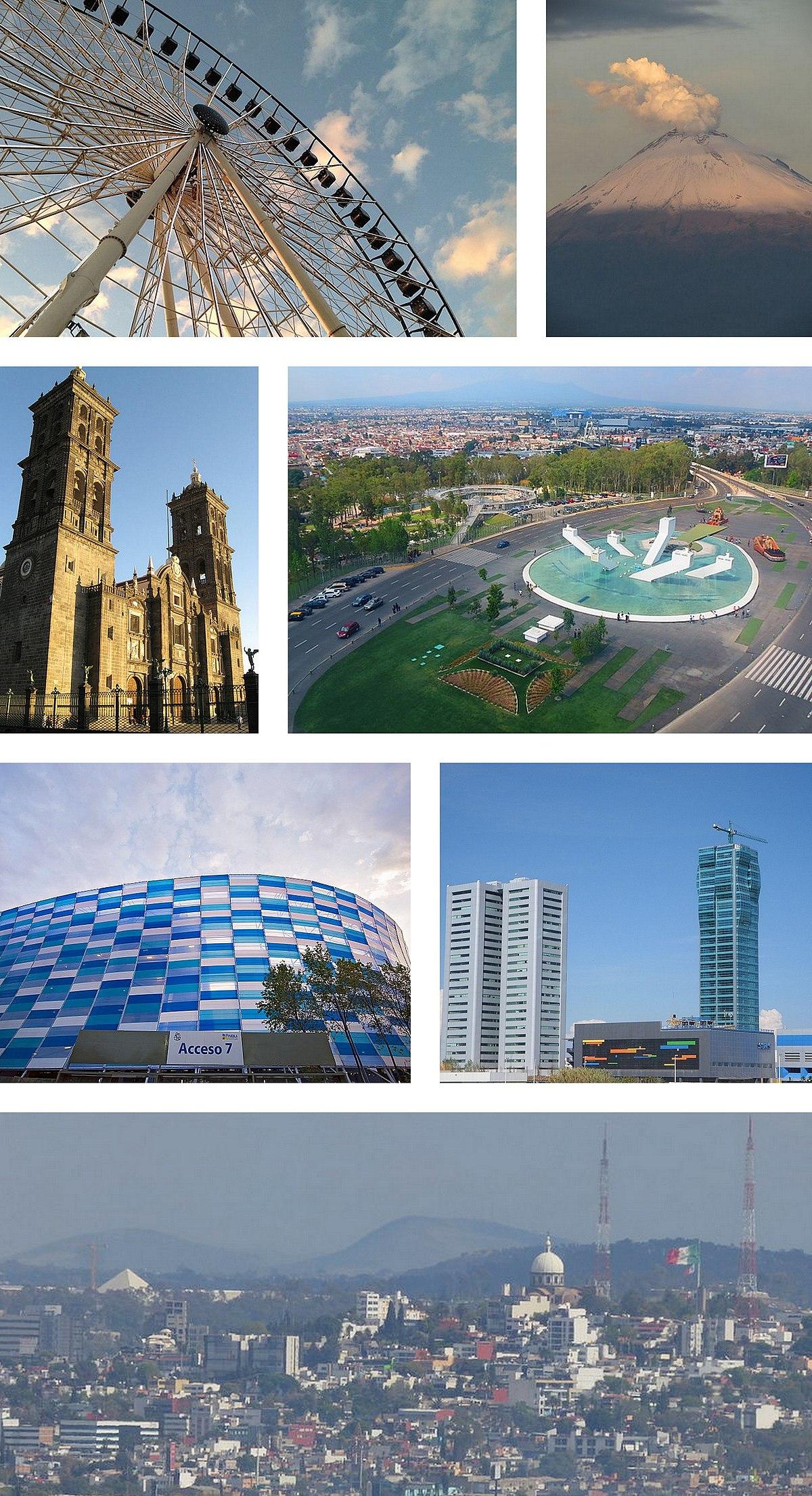Puebla city  Wikipedia