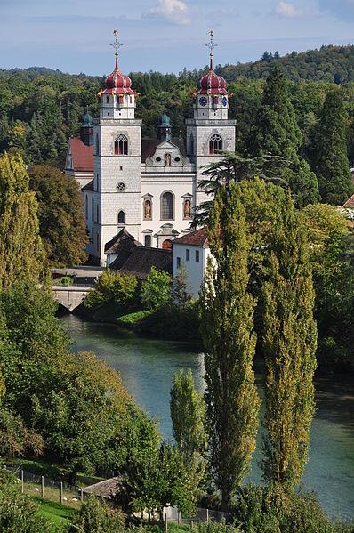 Rheinau - Ehemalige Benediktinerabtei, Alt-Rheinau