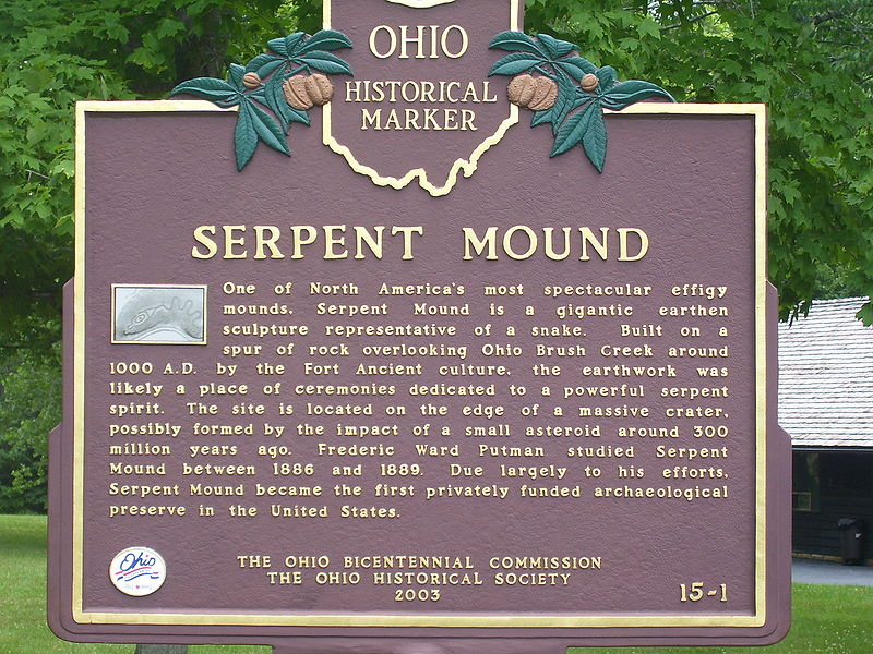 Serpent Mound Marker.jpg