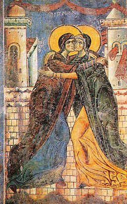 """<a title=""""See page for author [Public domain], via Wikimedia Commons"""" href=""""https://commons.wikimedia.org/wiki/File%3AThe_Embrace_of_Elizabeth_and_the_Virgin_Mary.jpg""""><img width=""""256"""" alt=""""The Embrace of Elizabeth and the Virgin Mary"""" src=""""https://i0.wp.com/upload.wikimedia.org/wikipedia/commons/thumb/3/31/The_Embrace_of_Elizabeth_and_the_Virgin_Mary.jpg/256px-The_Embrace_of_Elizabeth_and_the_Virgin_Mary.jpg?resize=256%2C410&ssl=1""""/></a>"""