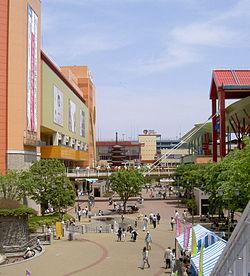 中央 (海老名市) - Wikipedia