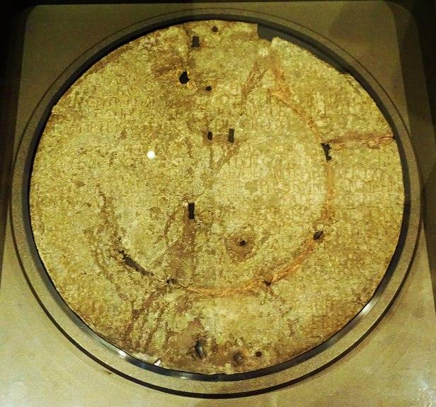 WA Shipwrecks Museum - Joy of Museums - The de Vlamingh Plate