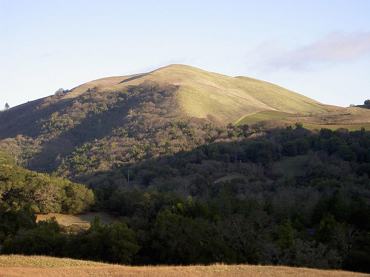 Bald Mountain California  Wikipedia