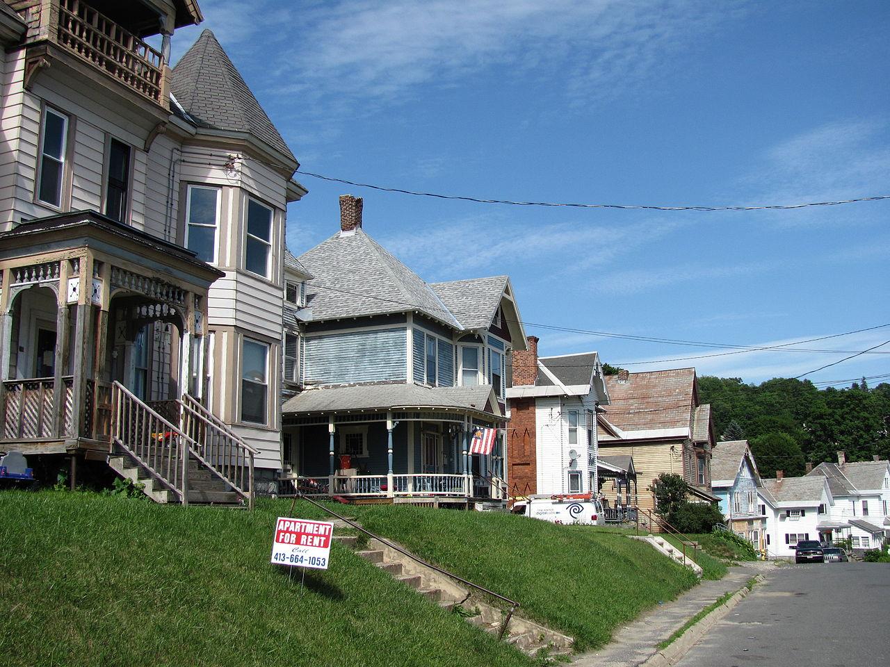 File Bracewell Avenue North Adams Ma Jpg Wikimedia Commons