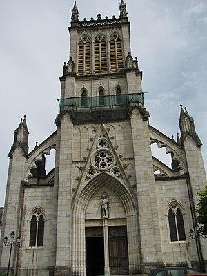 Français : Cathédrale de Belley, France