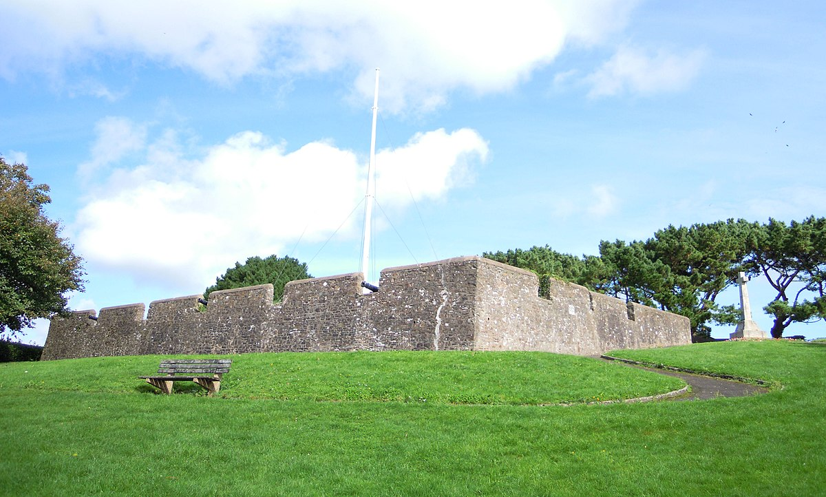 Chudleigh Fort Wikipedia