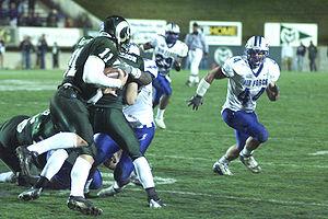 Colorado State University quarterback Bradlee ...