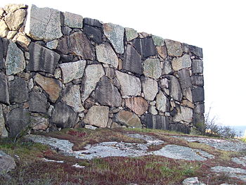Christianso - defensive wall