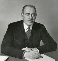 Dean G. Acheson, U.S. Secretary of State, Janu...