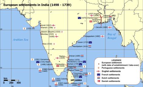 Impérios Indianos