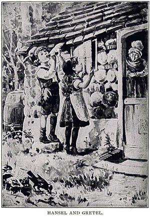 Hansel and Gretel - Project Gutenberg etext 19993