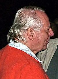 Karlheinz Stockhausen at Old Billingsgate Mark...