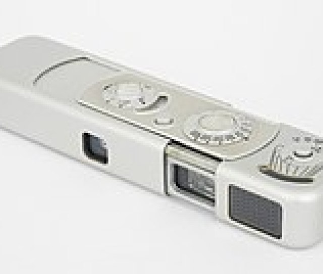 Late Production Minox B Camera With Later Style Honeycomb Selenium Light Meter