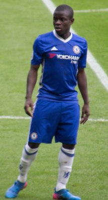 Kante Soccer Player French