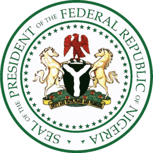 Seal of the President of Nigeria Category:Nati...