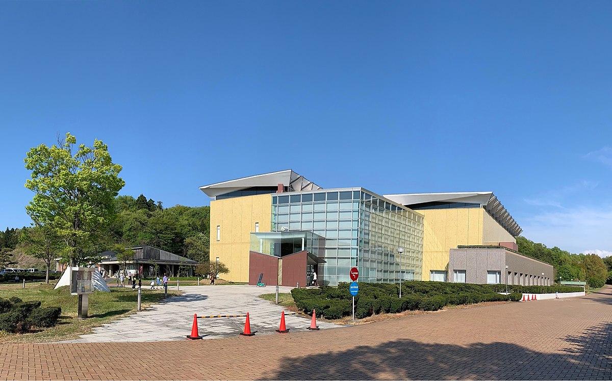 新潟市新津美術館 - Wikipedia